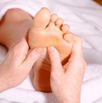 Thai foot Massage therapist taunton